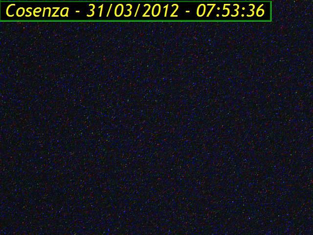 Webcam nei dintorni di Cosenza in Calabria